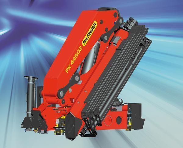 нов прикачен кран PALFINGER PK 44502 серии Perfomance