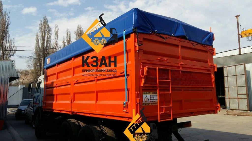 нова самосвална каросерия КАМАЗ 5320