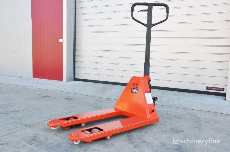 нов количка за палети DF25