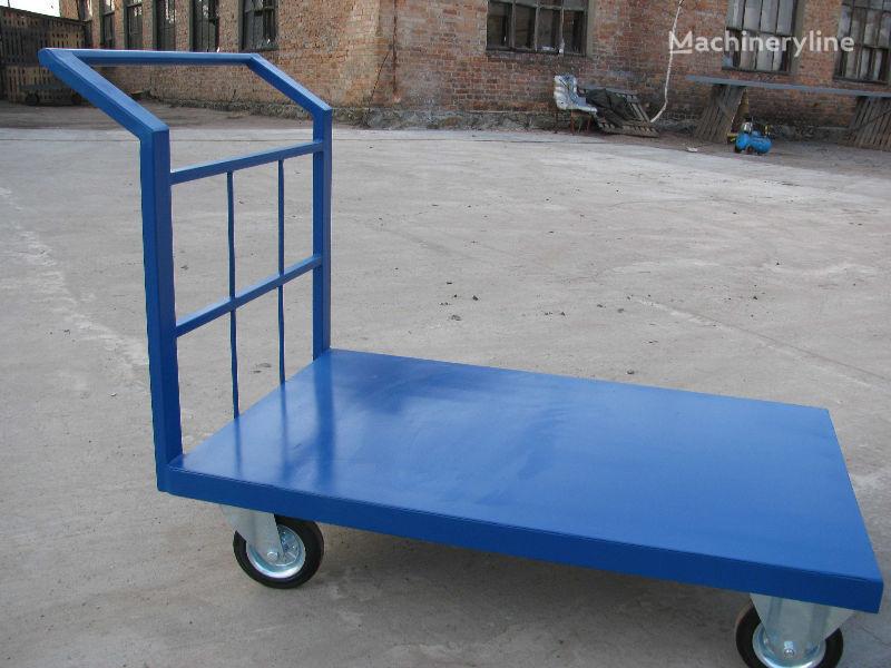 нов количка за палети Тележка платформенная РТ-160