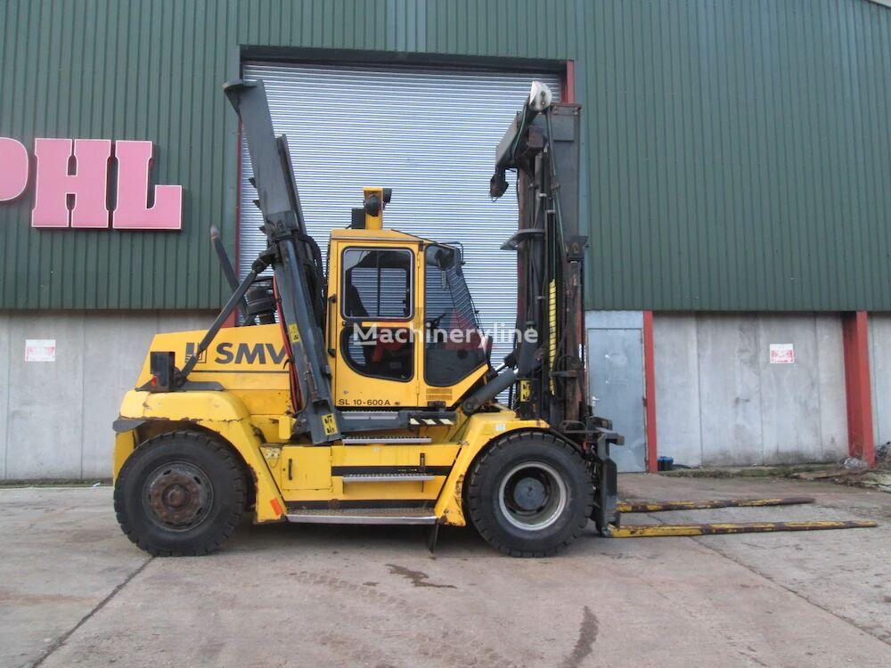 контейнерен товарач SMV Konecranes 10-600A