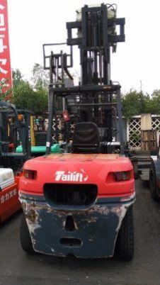 мотокар TAILIFT 5 ton