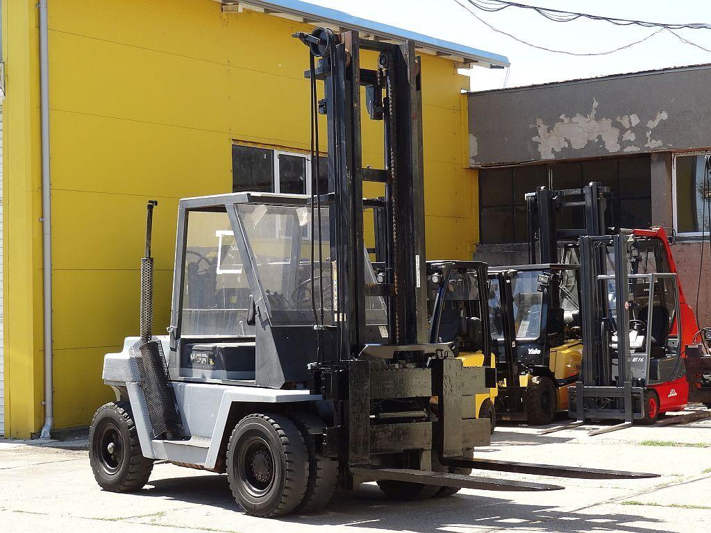 мотокар TOYOTA 3FD60-6 t,Diesel