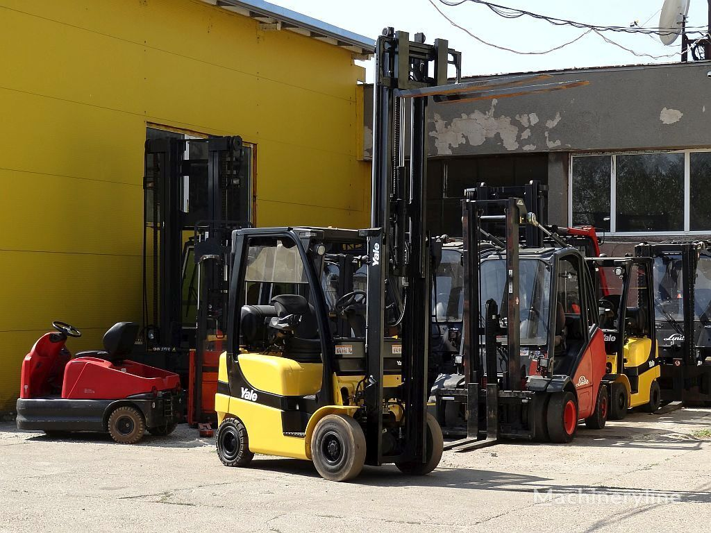 мотокар YALE GLP20-LPG/Autogas/