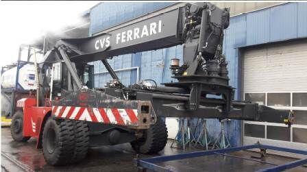 ричстакер CVS Ferrari F500 RSE