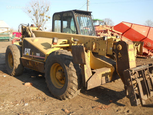телескопичен товарач CATERPILLAR TH 83