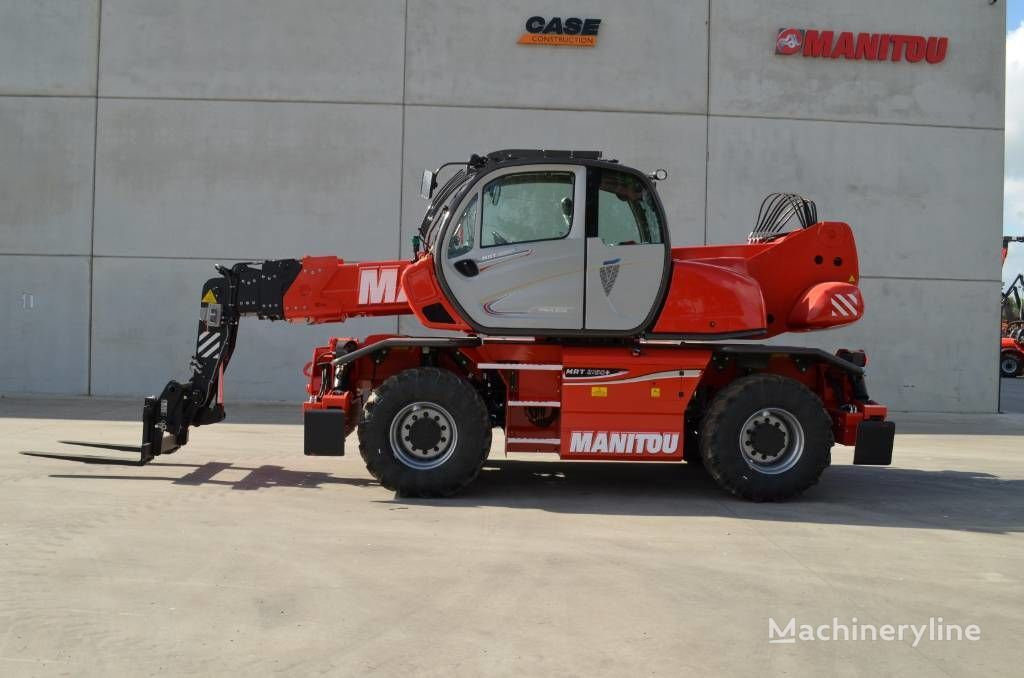 телескопичен товарач MANITOU MRT2150 Privilege Plus T4F