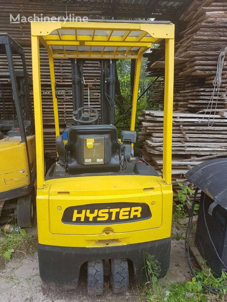 триопорен мотокар HYSTER 160
