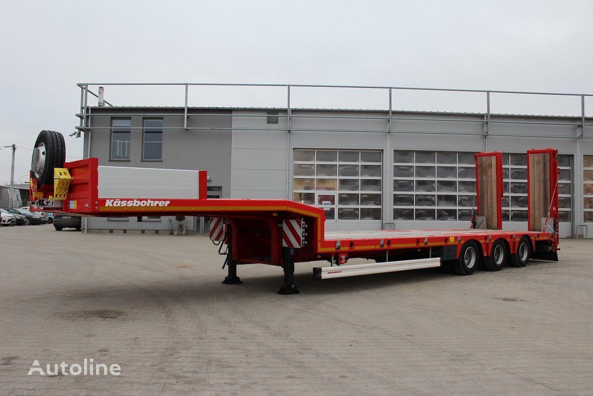 нов полуремарке ниска товарна площадка KÄSSBOHRER SLS.L3 dostępna od reki