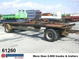 ремарке контейнеровоз KHM / 9105