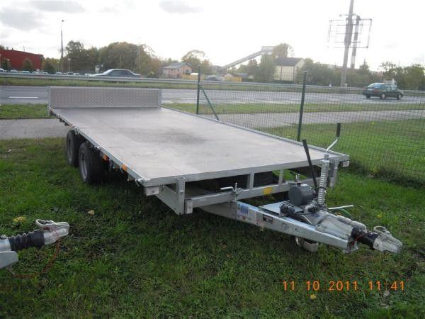 ремарке платформа IFORWILLIAMS CT167G