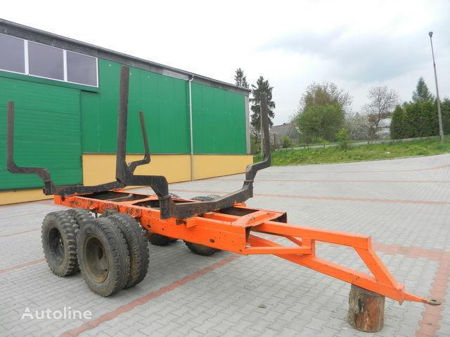 ремарке транспорт на дървесина SAM