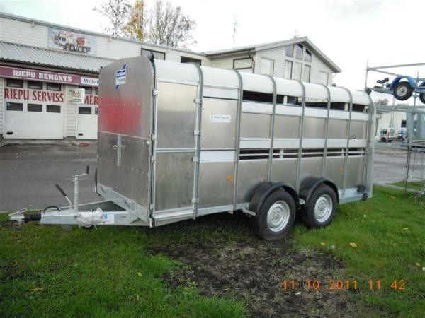 ремарке за превоз на животни IFORWILLIAMS TA510
