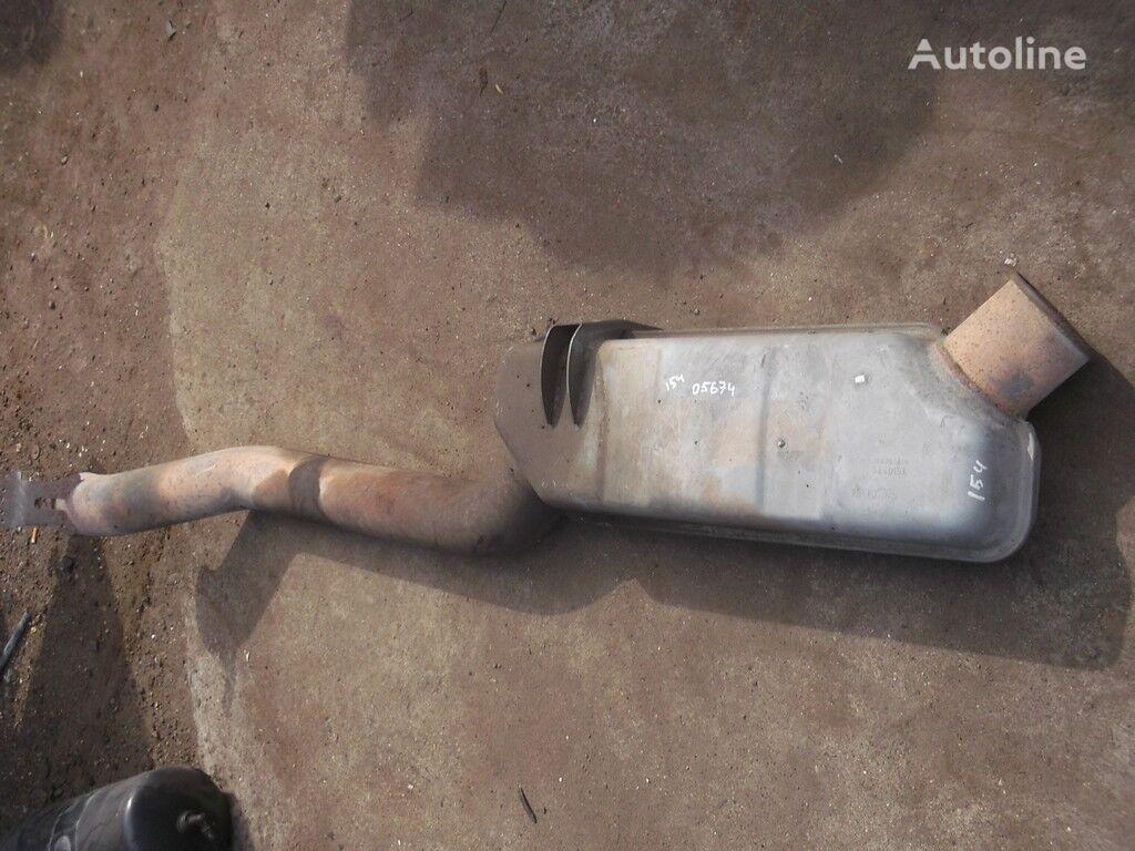 ауспух SCANIA Выпускная труба глушителя за камион SCANIA