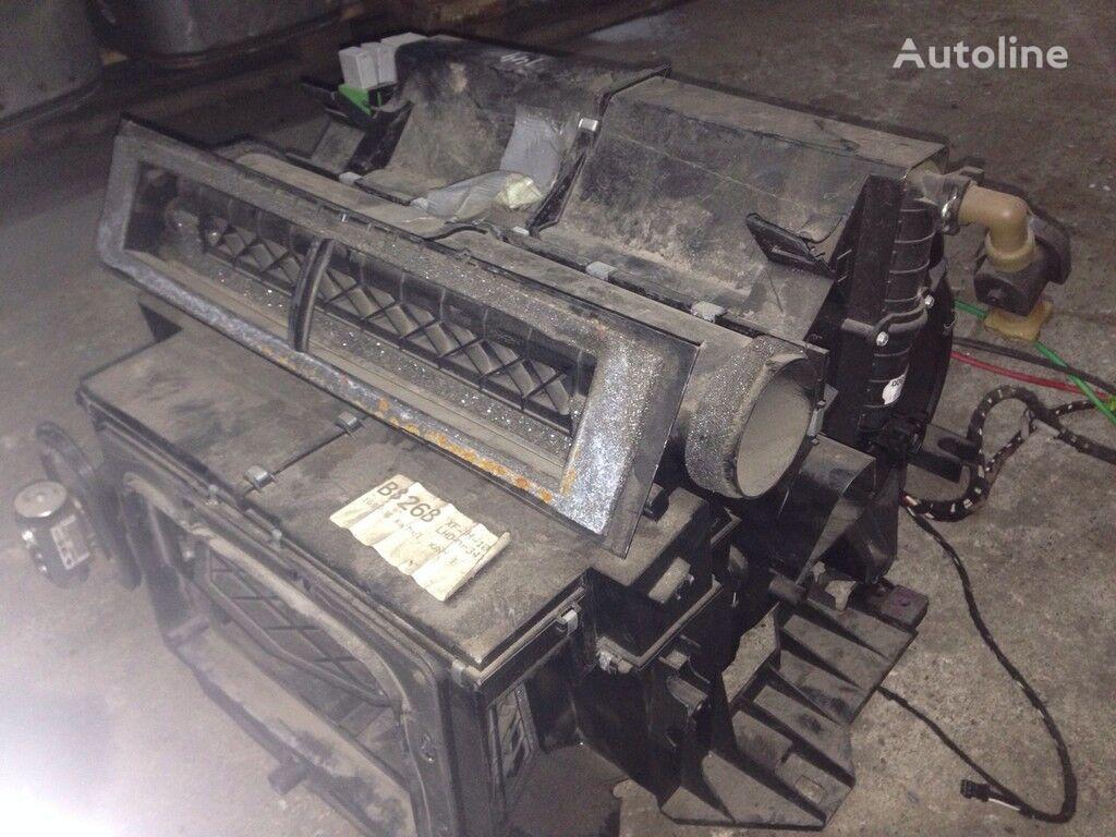 автономен отоплител DAF за камион