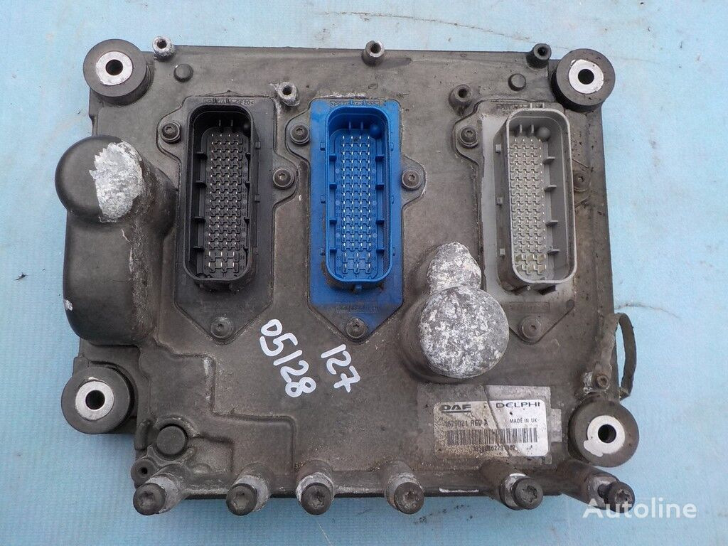 блок за управление  двигателем DAF за камион
