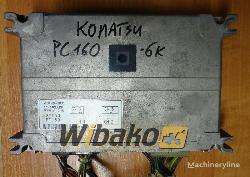 блок за управление Computer Komatsu 7834-24-2000 за друга строителна техника 7834-24-2000
