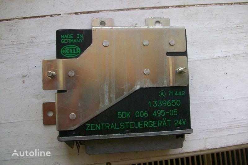 блок за управление  Центральный блок управления электроникой 5DK 006 495-05 за влекач DAF