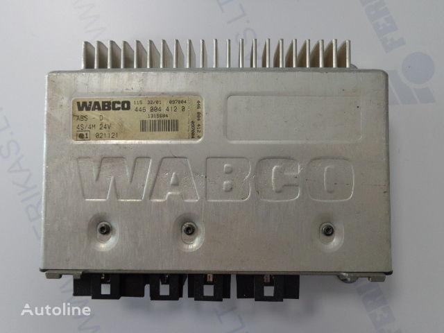 блок за управление  WABCO 4460044120 , 4460044140 Control unit 131568 44460044120 , 4460044140 (WORLDWIDE DELIVERY) за влекач DAF 105 XF