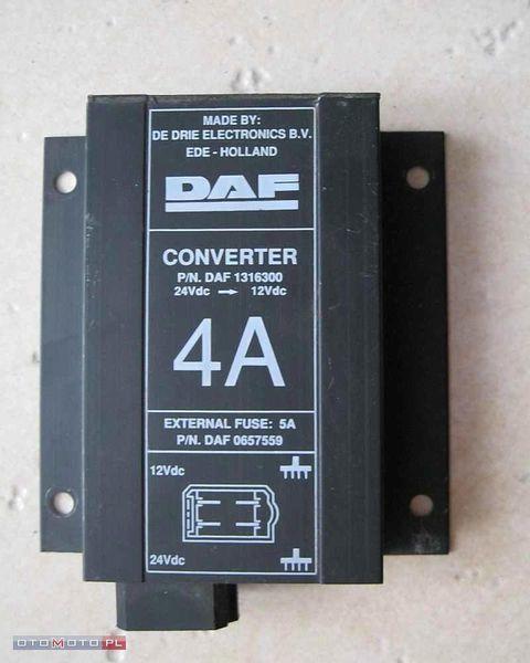 блок за управление  PRZETWORNICA за влекач DAF DAF XF/CF