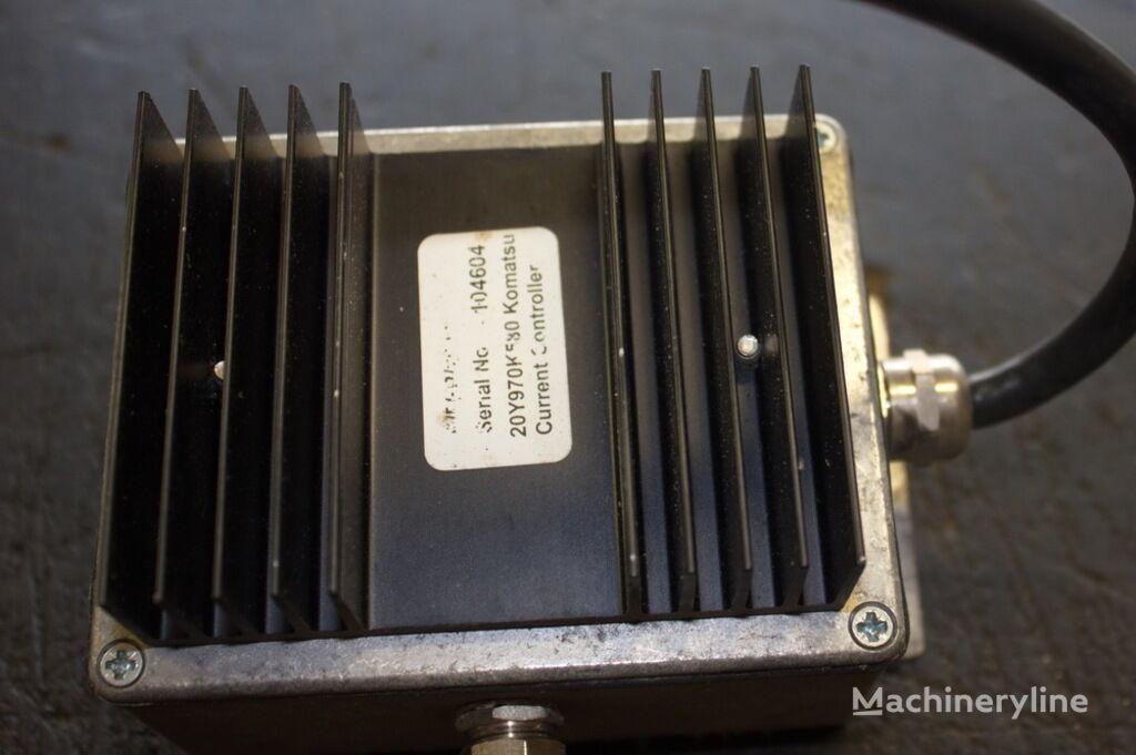 блок за управление KOMATSU за багер KOMATSU PC240LC-6