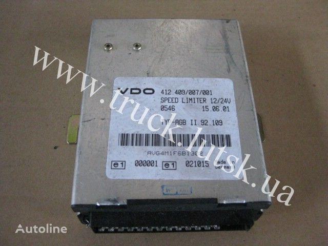 блок за управление  VDO за камион MAN 14.224