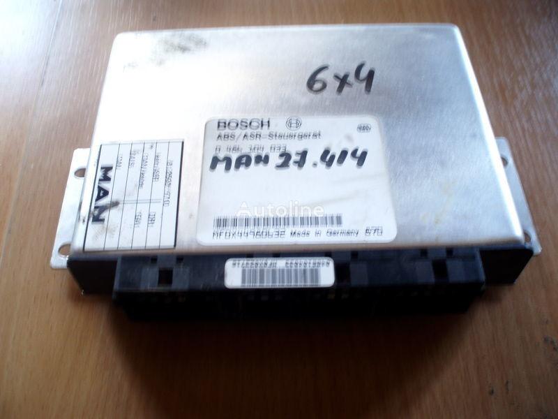 блок за управление MAN BOSCH 0486104033 ABS 81.25935.6710 за камион MAN 27.414