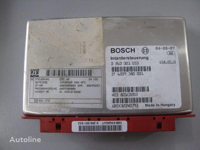 блок за управление MAN BOSCH Bosch за камион MAN