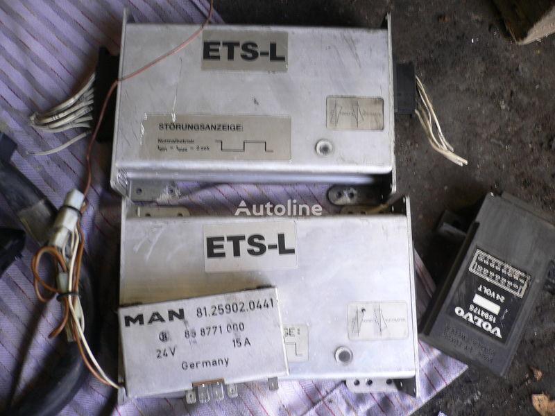 блок за управление MAN ETS-L за автобус MAN