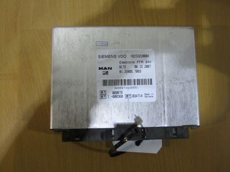 блок за управление MAN FFR regeleenheid за камион MAN TGL/M/A/S/X