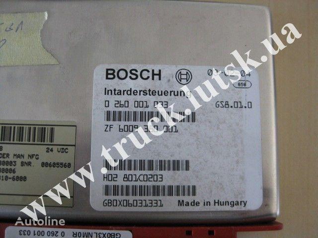 блок за управление  MAN Bosch за камион MAN TGA