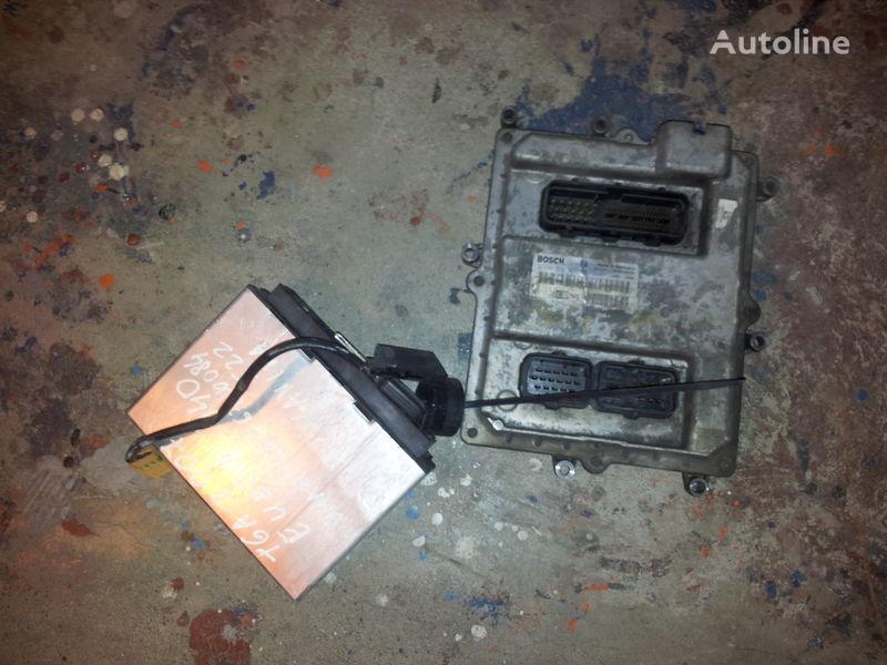 блок за управление MAN TGA, TGX ignition set, EDC, ECU, BOSCH 0281020067 + FFR 81258057 за влекач MAN TGA TGX 440PS