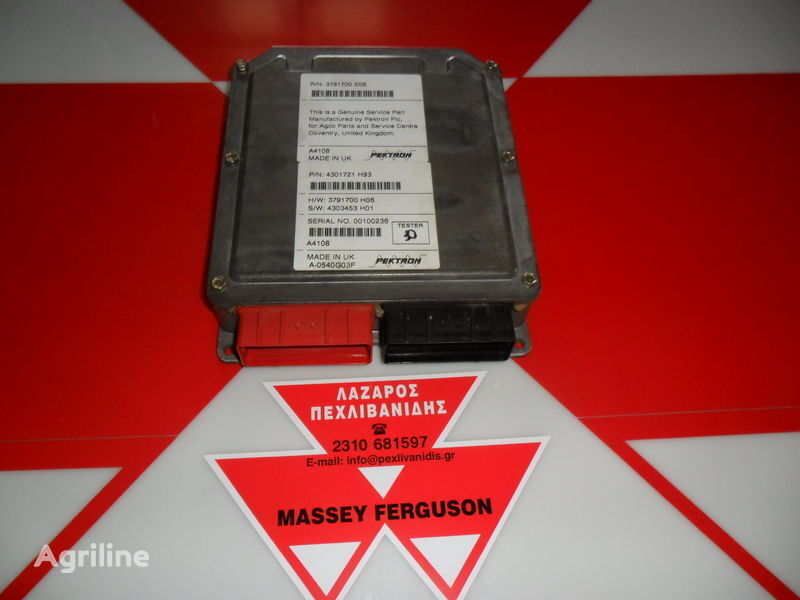 нов блок за управление  MASSEY FEGUSON AGCO за трактор MASSEY FERGUSON 5400-6200-6400-7400