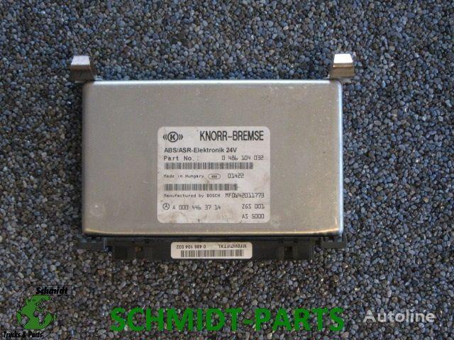 блок за управление  A 000 446 37 14 ABS/ASR Regeleenheid за влекач MERCEDES-BENZ