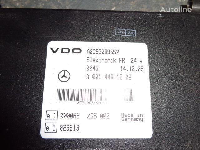 блок за управление  Mercedes Benz Actros MP2, MP3, MP4, FR control unit ECU 0014461902, 0014467302, 014464002, 0014464102 за влекач MERCEDES-BENZ Actros