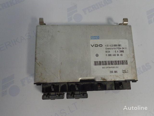 блок за управление  VDO Elektronik PSM 24 V ,410.413/006/001,0004460446 за влекач MERCEDES-BENZ Actros