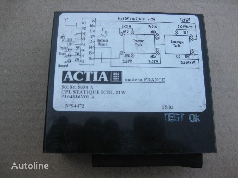 блок за управление  ACTIA за камион RENAULT
