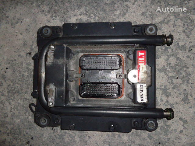 блок за управление RENAULT DXI ECU, engine control unit, 460PS, EURO5, 20977019 P04, 208146 за влекач RENAULT Magnum DXI13