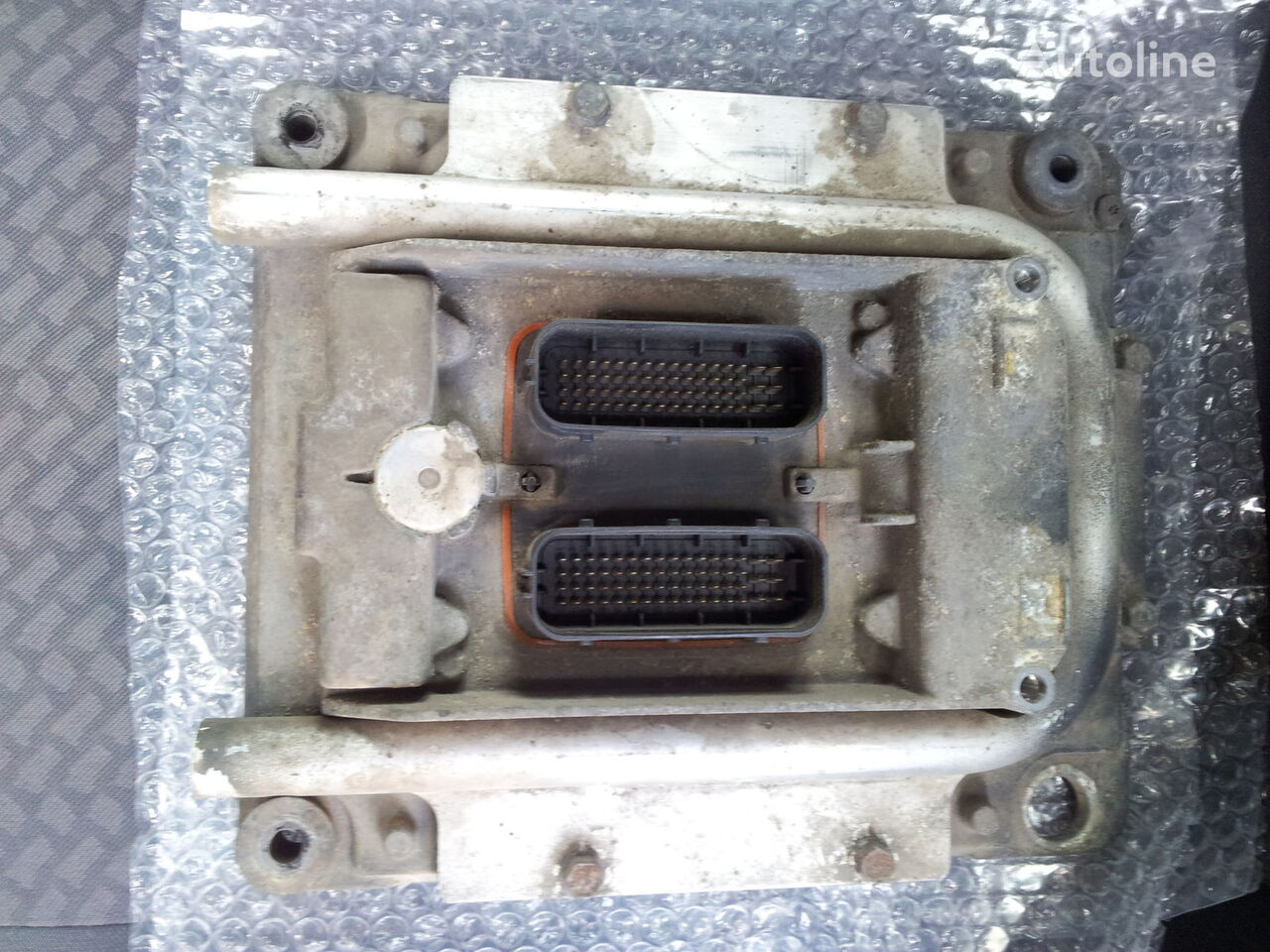 блок за управление RENAULT ECU control unit, engine control unit, 20814604 P01 за влекач RENAULT Premium DXI