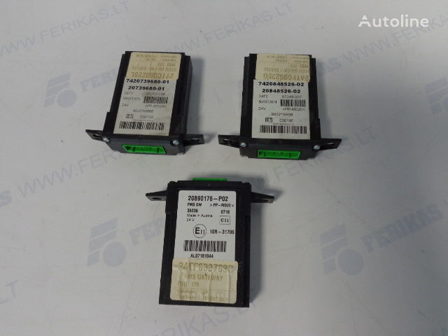 блок за управление RENAULT electrical control unit 7420739680,20739680,7420848526,20848526, за влекач RENAULT