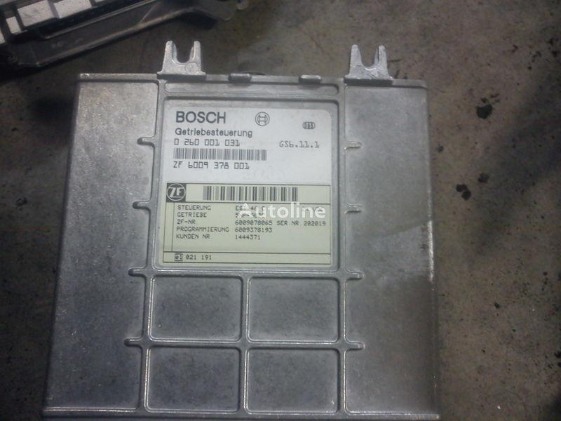 блок за управление  коробкой передач ZF6HP604C за автобус SCANIA