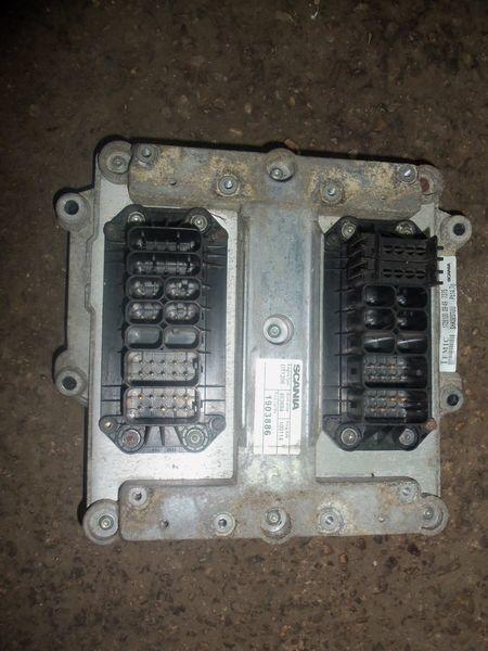 блок за управление  Scania R series engine computer, ECU, EDC, type DT1206, 1903886, 2061752, 2323675 за влекач SCANIA R