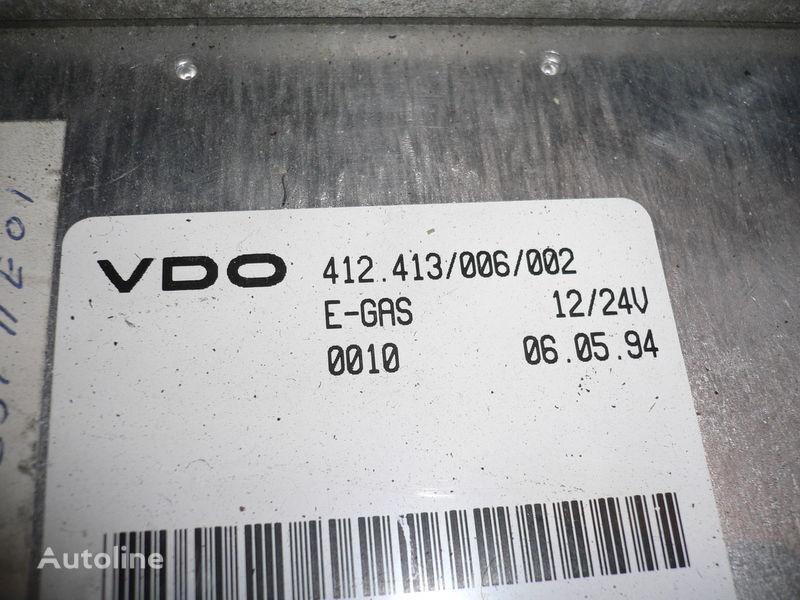 блок за управление SCANIA VDO 412.413/006/002 за автобус SCANIA b10