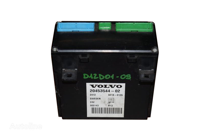 блок за управление VOLVO за камион VOLVO VECU VOLVO FH 20453544 - 02
