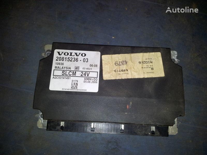 блок за управление  VOLVO FH 12, FH13, Light control unit SLCM, 20815236, 20744286, 20744283, 20865208, 85115541, 20815236, 85110015 за влекач VOLVO FH13