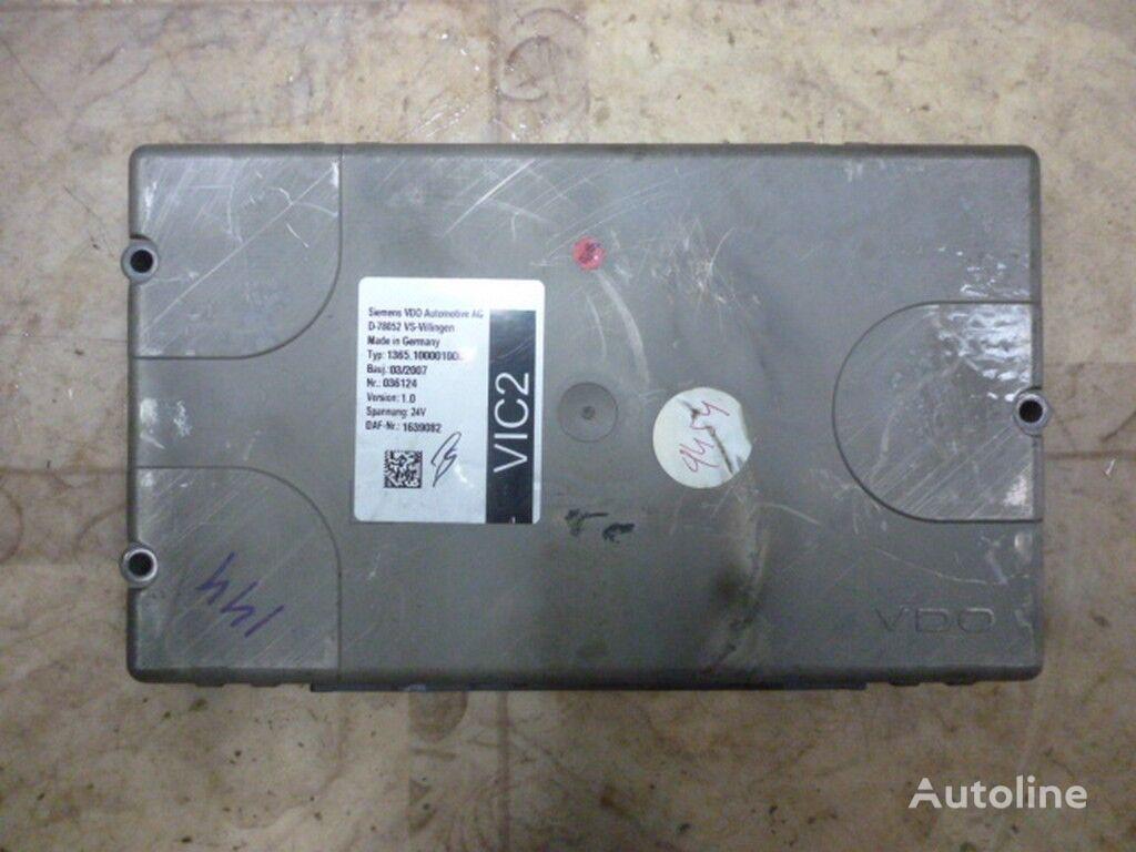 блок за управление Блок электронный XF 105 за камион
