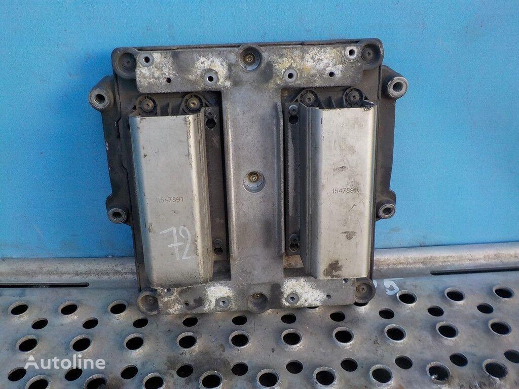 блок за управление Блок управления двигателем (ECU EMS) DC1210L01/ЕВРО4/340Л.С./HPI за камион