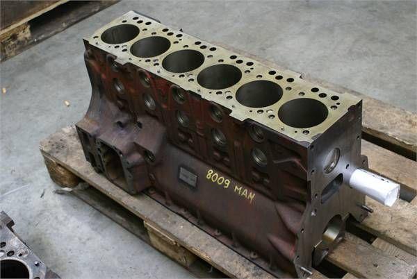 цилиндров блок MAN D0826 LOH 15 L6 за багер MAN D0826 LOH 15 L6