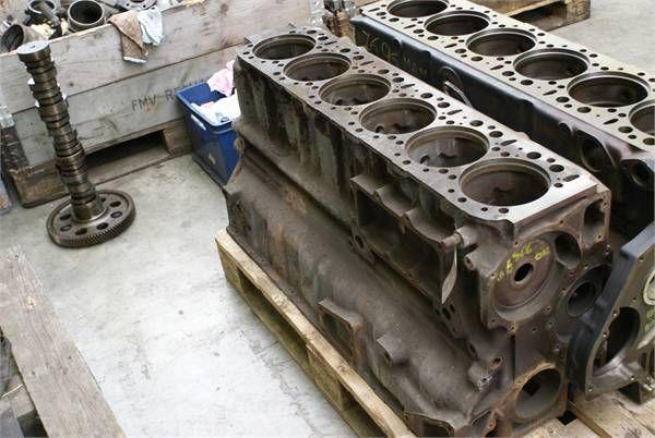цилиндров блок MAN D2566 MKF 280BLOCK за челен товарач MAN D2566 MKF 280BLOCK