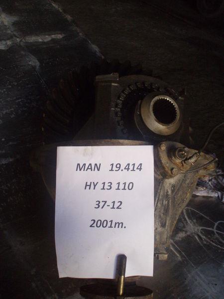 диференциал  HY 13.110 за влекач MAN 19.414